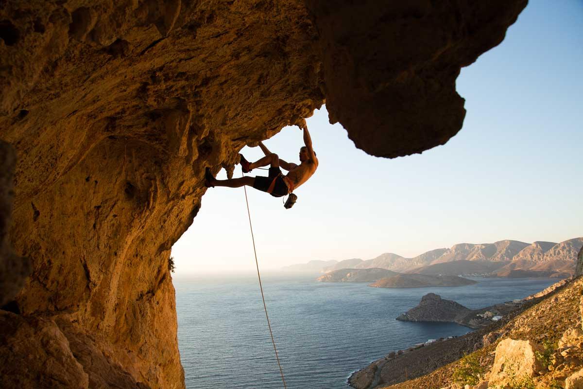 Quando arrampicare a Kalymnos
