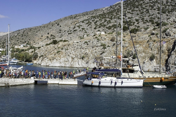Photos of Kalymnos Climbing Festival 2018